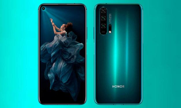 Honor 20 Pro, cuatro cámaras y agujero en pantalla para conquistar la gama alta