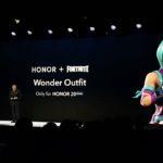 Wonder Outfit, así es la nueva skin del Honor 20 y 20 Pro en Fortnite