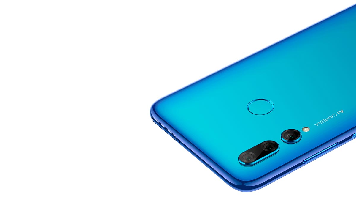 Huawei P Smart+ 2019 camara