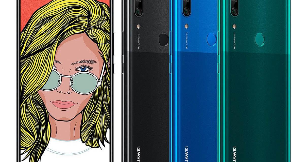 El Huawei P Smart Z ya está disponible en España, precio y dónde comprar