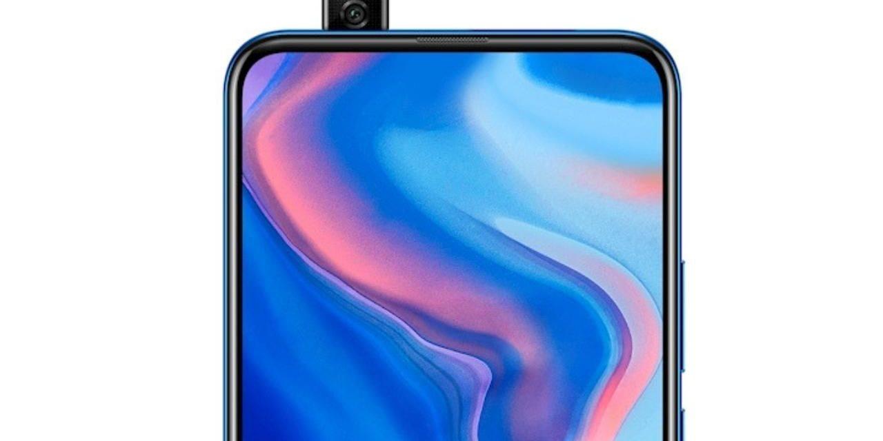 El Huawei Y9 Prime 2019 tendrá triple cámara y un sistema desplegable