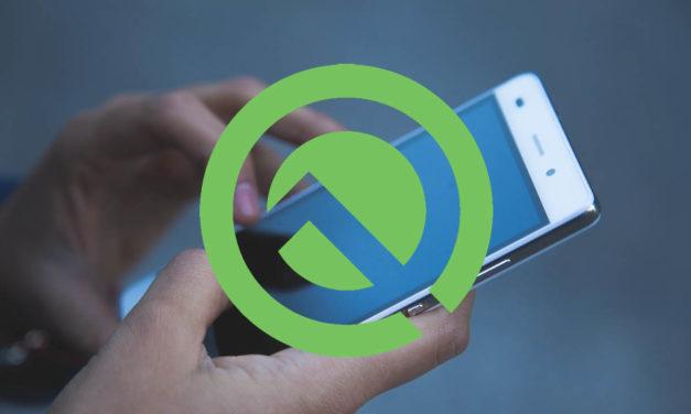 Cómo instalar Android Q en un teléfono Android compatible