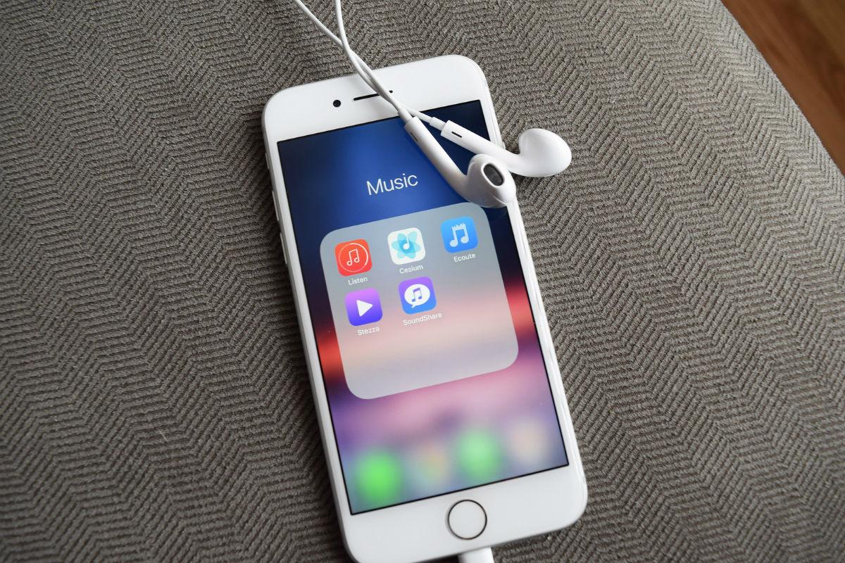 Cómo activar el temporizador para apagar la música en un iPhone