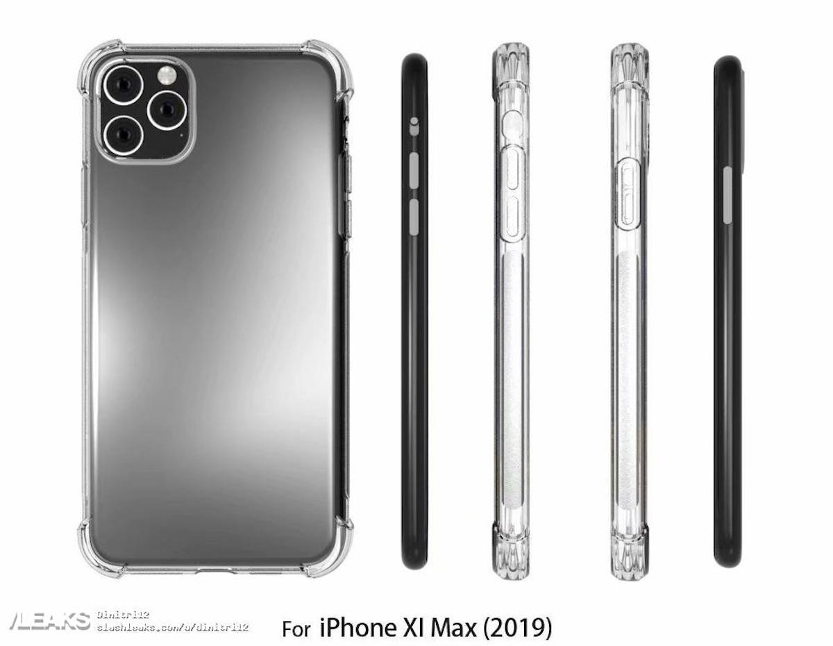 iphone xi max diseno 2