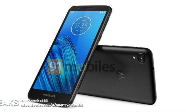 Motorola Moto E6 Plus, estas son sus principales características