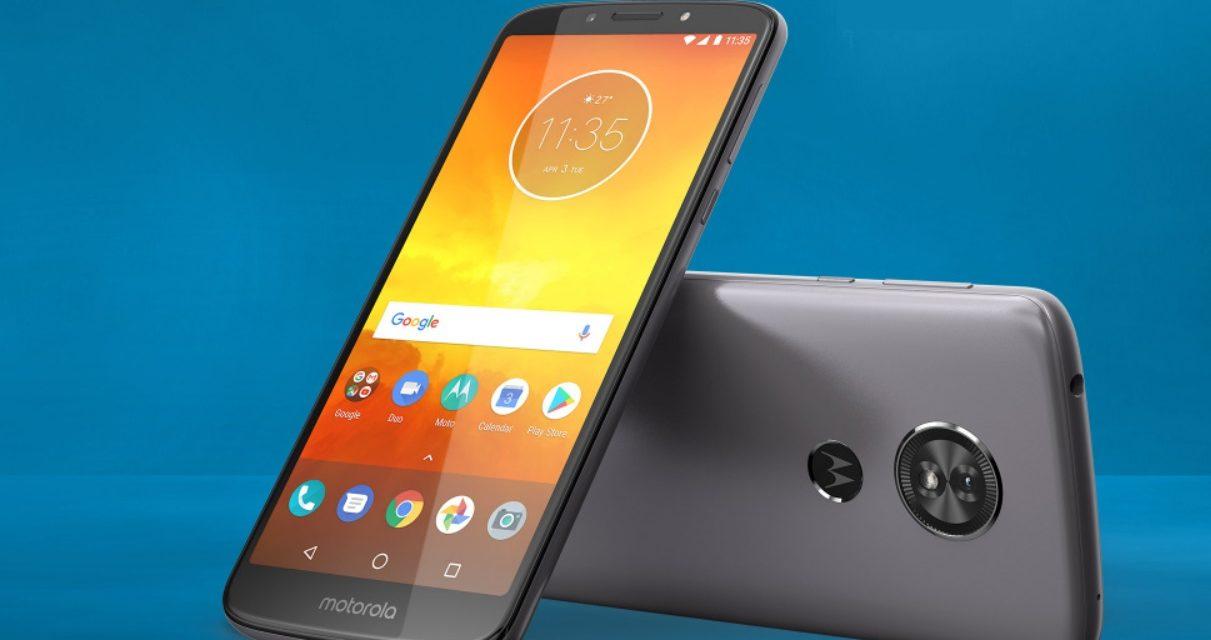 Se filtra el Motorola Moto E6, el móvil más barato de la marca