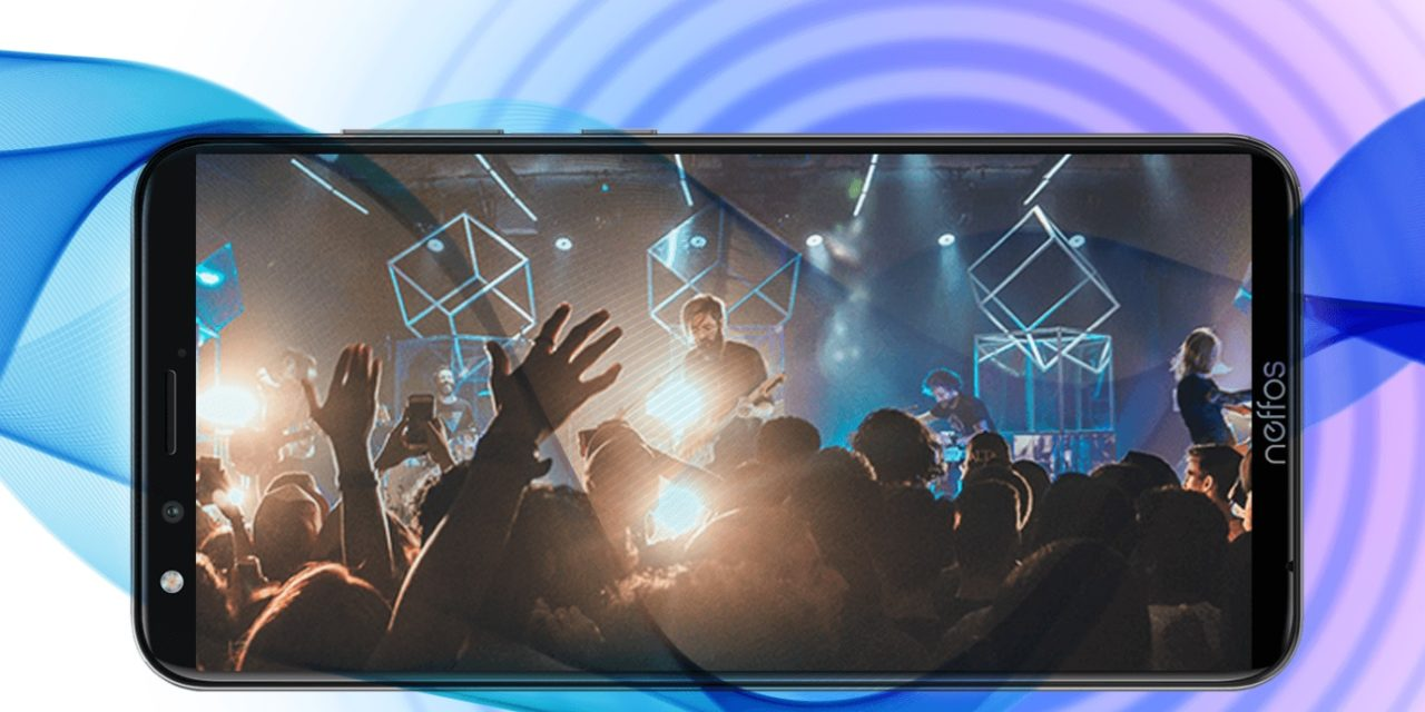 Neffos C7 Lite de TP-Link, móvil barato con Android Go