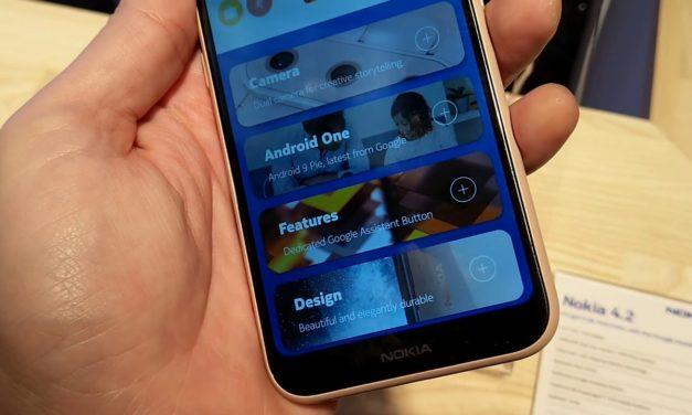 Los Nokia 3.2 y Nokia 4.2 llegan a España, precio y dónde comprar