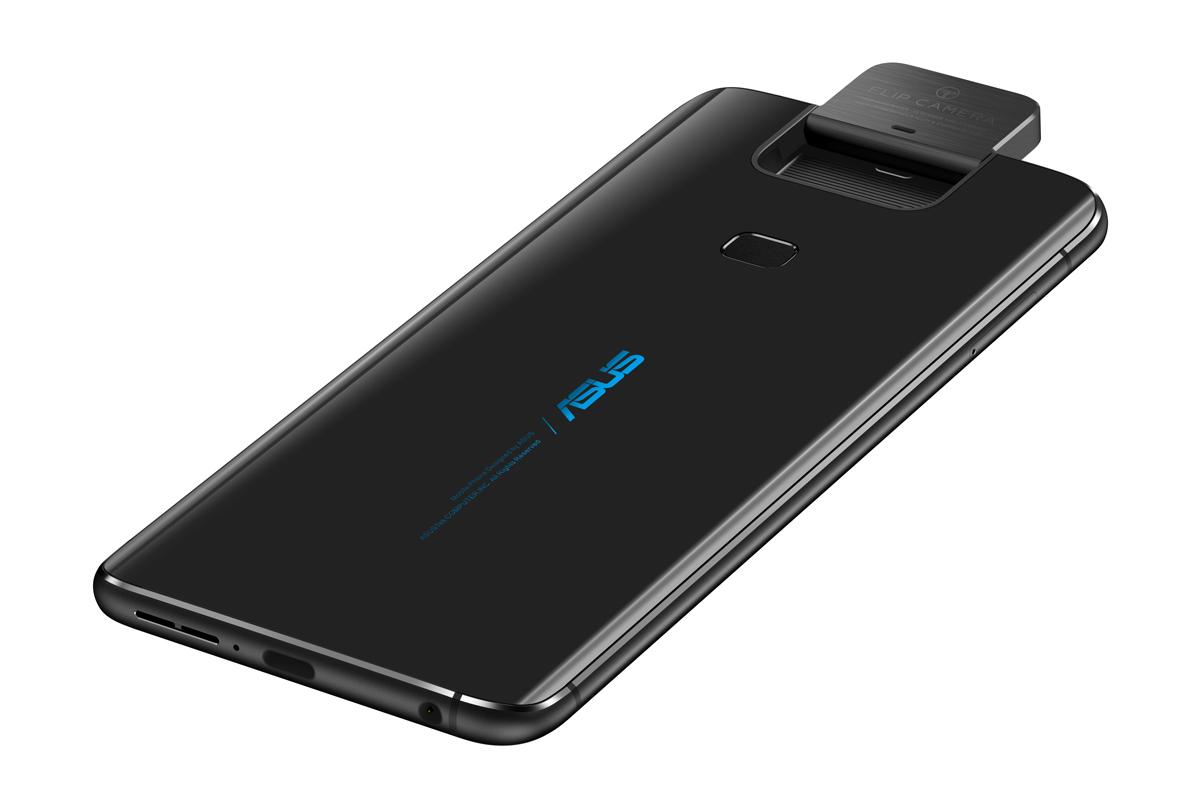 oficial ASUS ZenFone 6 cámara retráctil