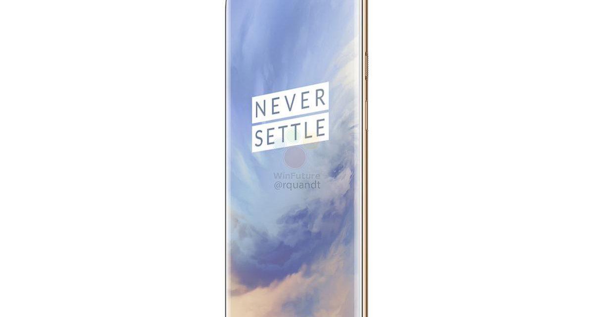 El OnePlus 7 Pro se deja ver en imágenes de alta calidad