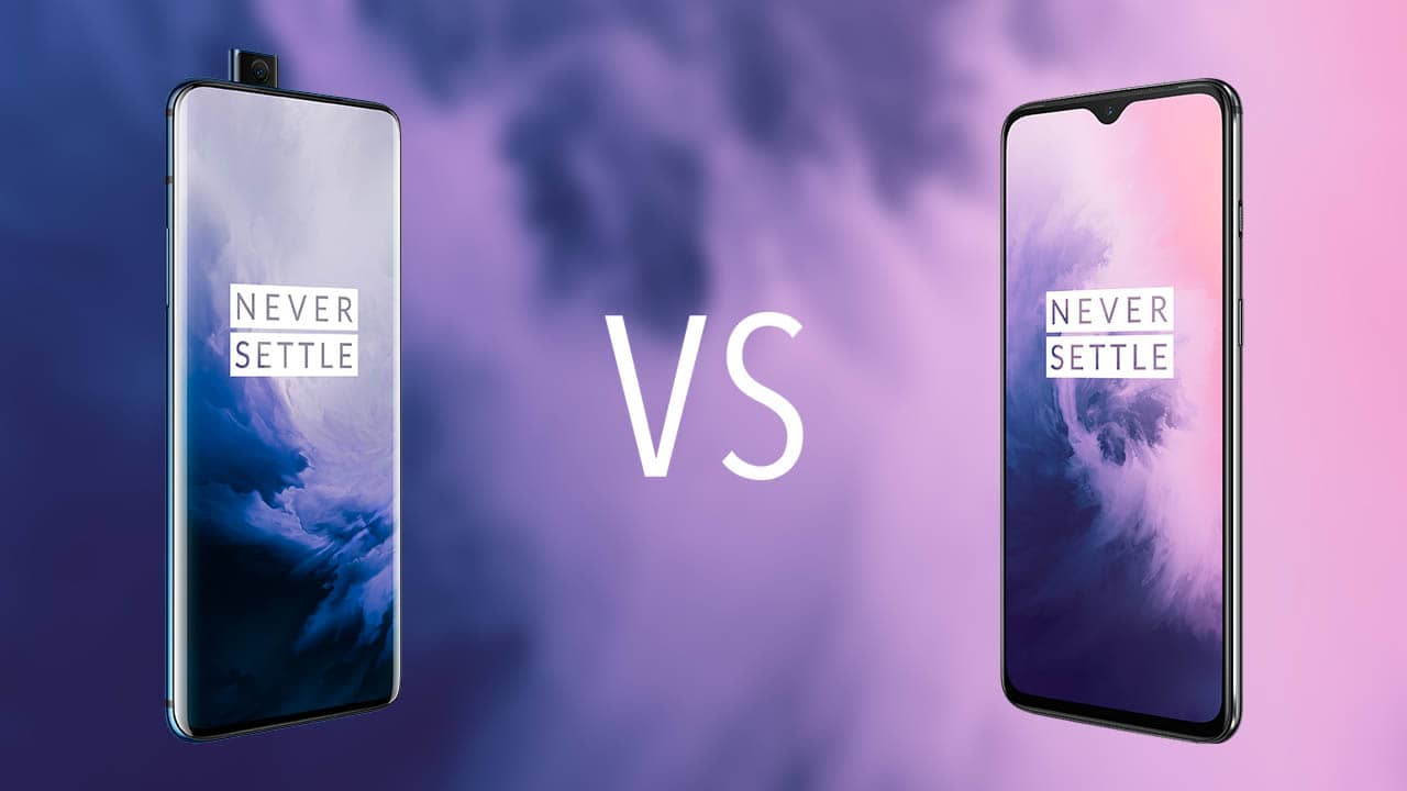 oneplus 7 pro vs oneplus 7-2