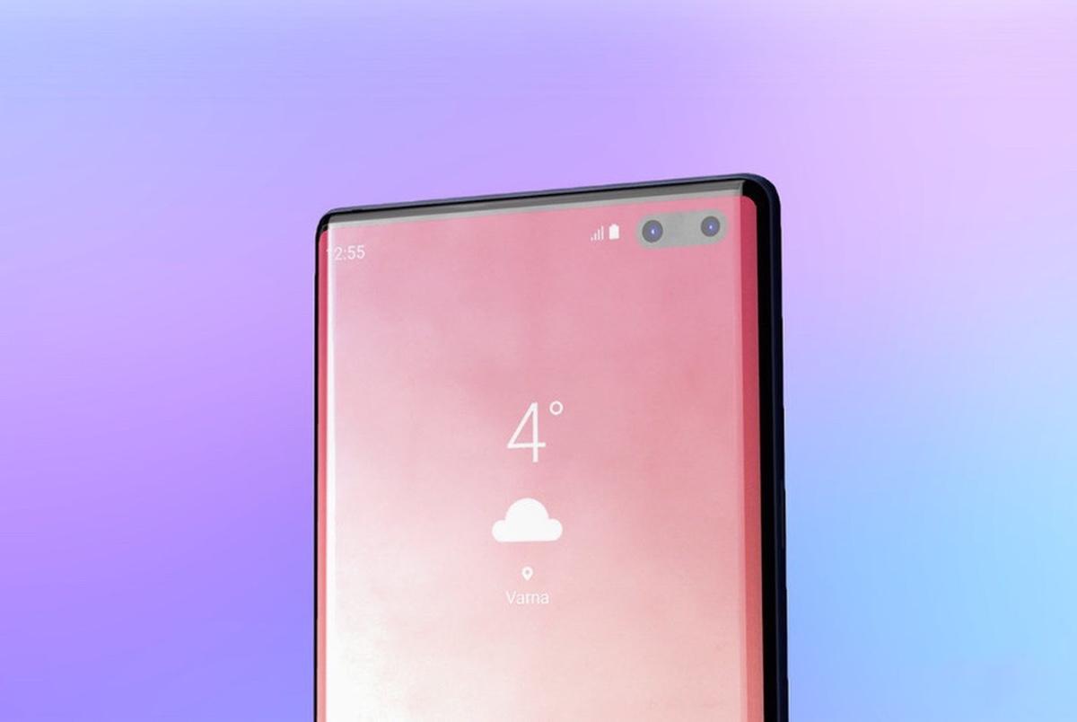 Posible almacenamiento Samsung Galaxy Note 10 batería
