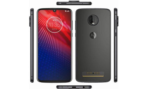 Filtrado el precio y las características del Motorola Moto Z4 y Z4 Force
