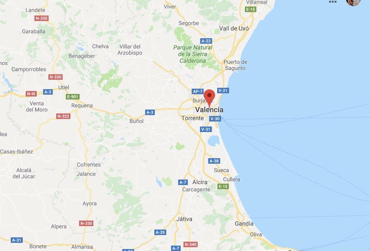 Prefijo 963: de dónde es, dónde corresponde y a qué provincia pertenece 1