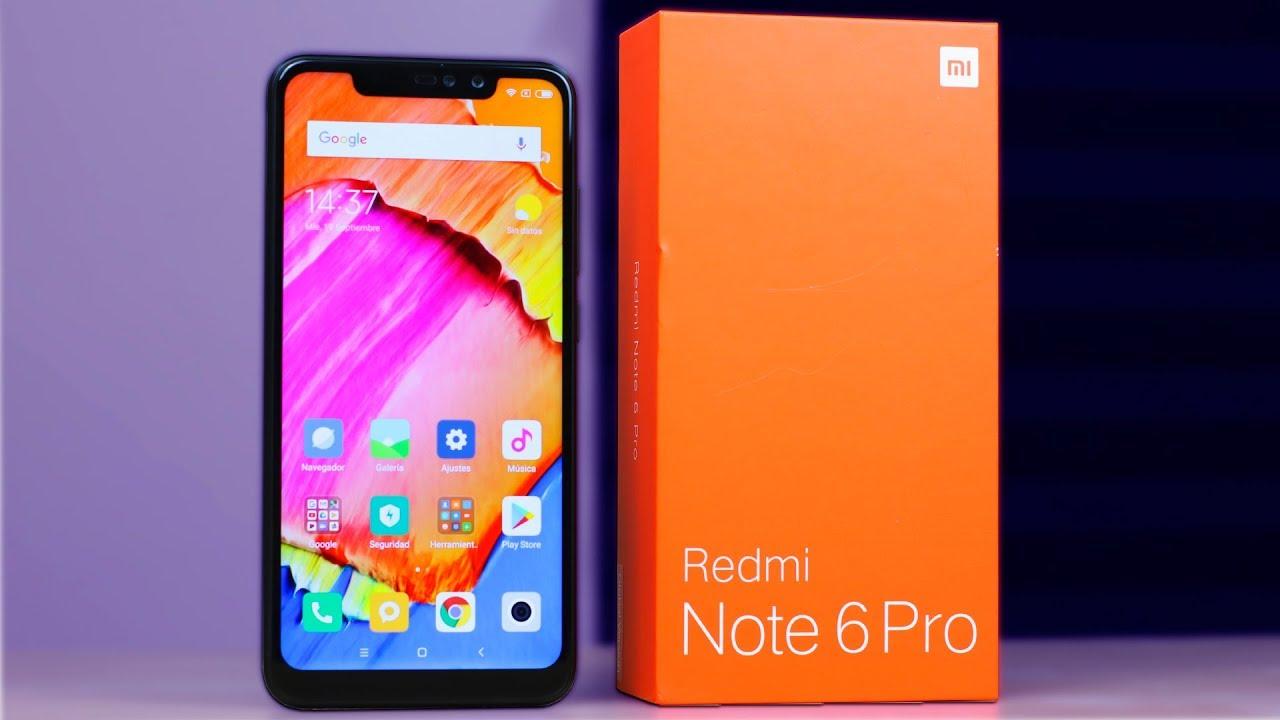 Cuánto cuesta reparar la pantalla del Xiaomi Redmi Note 5, 6 Pro y 7 1