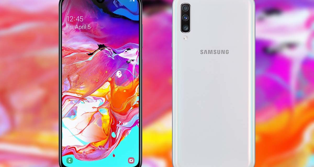 El Samsung Galaxy A70S podría estrenar una cámara de 64 megapixeles