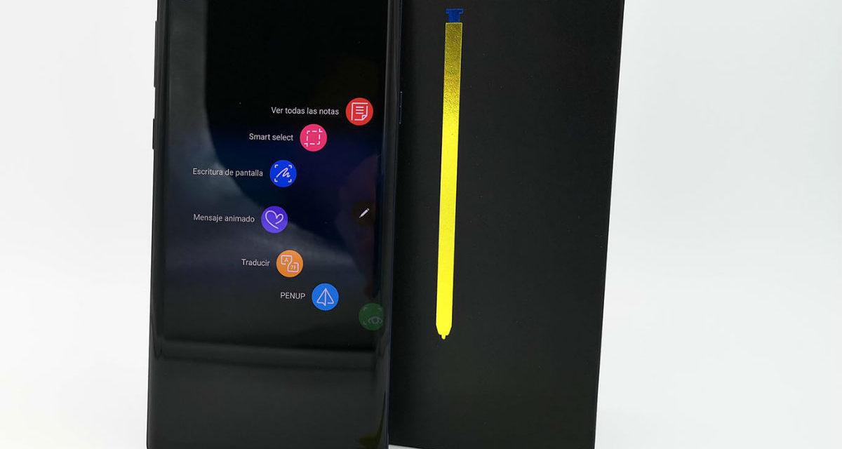 Dónde comprar más barato un Samsung Galaxy Note 9 en tiendas y operadoras