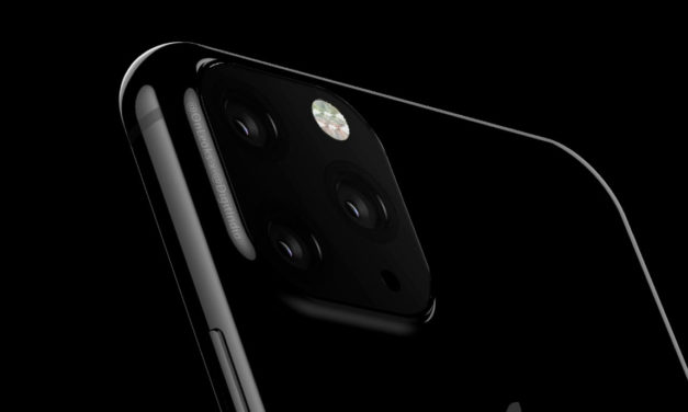 Se filtran varias características de la cámara del iPhone XI 2019