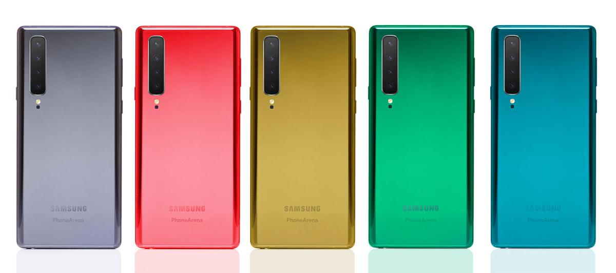 el Samsung Galaxy Note 10 no tendrá jack de auriculares