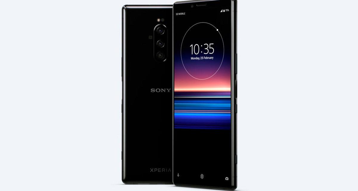 El Sony Xperia 1 ya está a la venta en España, precio y dónde comprar