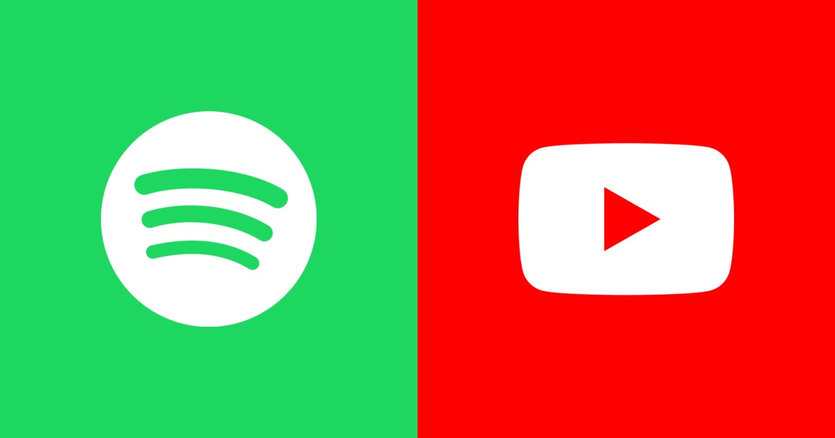 Cómo pasar una playlist de Spotify a YouTube