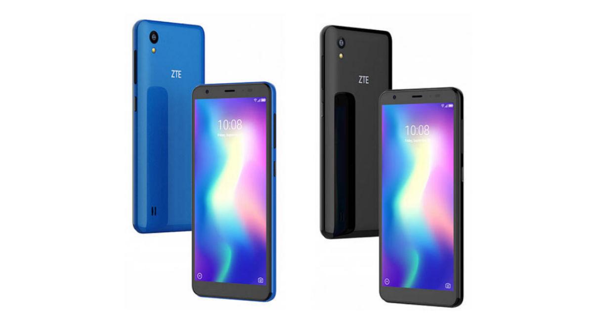 ZTE Blade A5 2019, gama baja con Android Go por menos de 100 euros