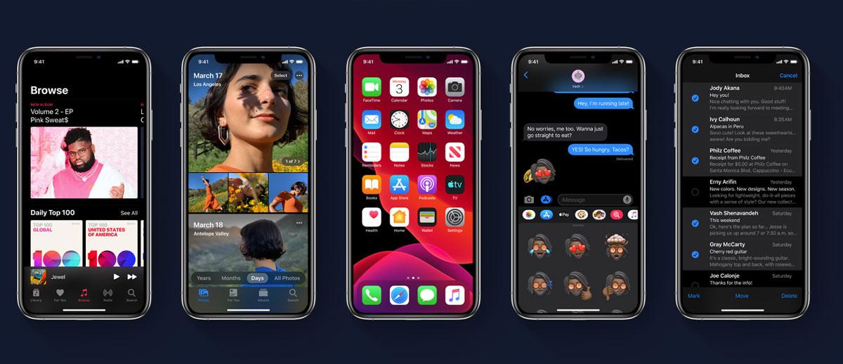 Cómo instalar iOS 13 beta en un iPhone compatible