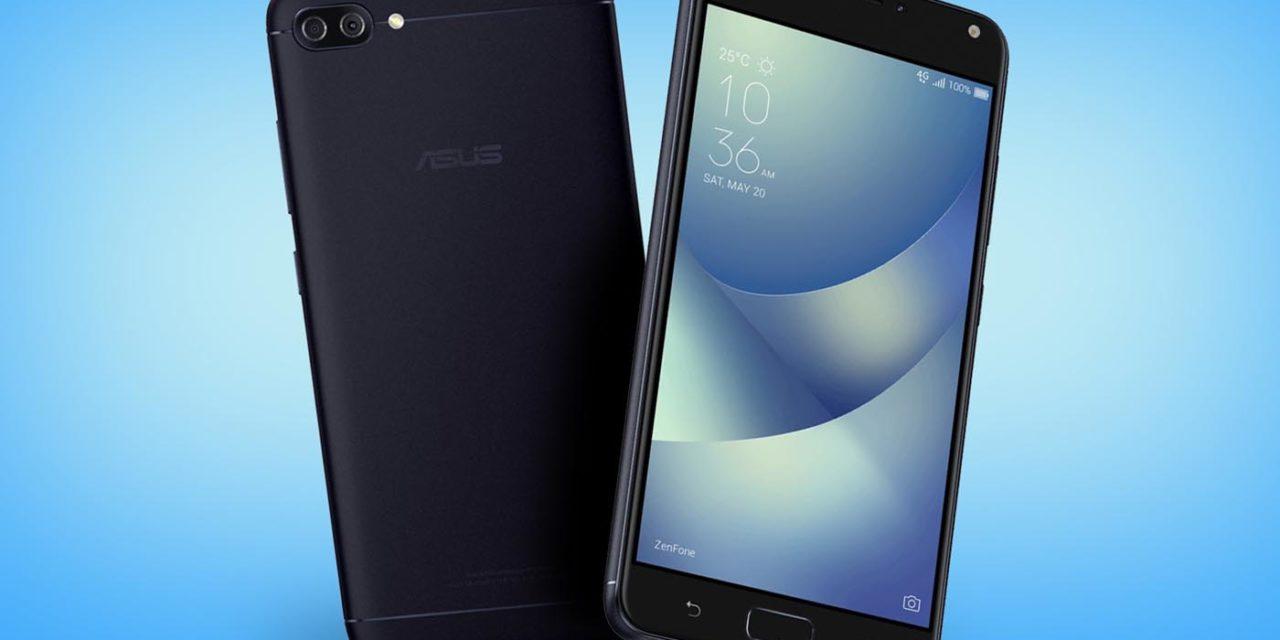 El Asus Zenfone 4 actualiza a Android 9 Pie