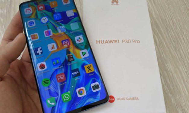 El modo nocturno llega a los selfies en los Huawei P30 y P30 Pro