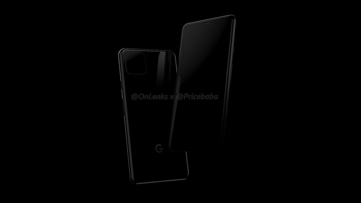 posible Google Pixel 4 con diseño similar al del iPhone XI detalles pantalla