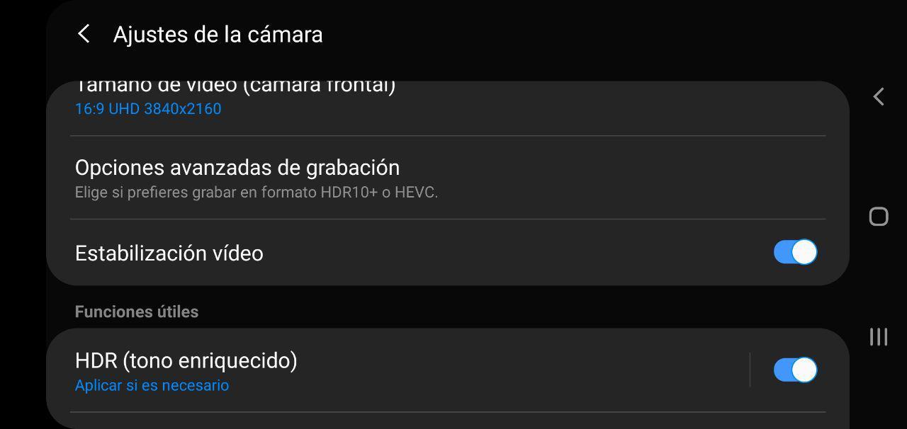 estabilizacion de video