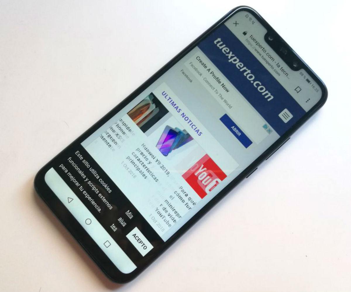 Se filtran varias características del Huawei Mate 30 Lite