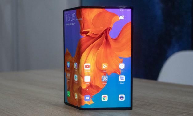 El Huawei Mate X se rediseña: así será el aspecto final del plegable