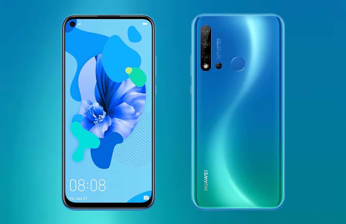 Huawei P20 Lite 2019: todo lo que sabemos del gama media de Huawei
