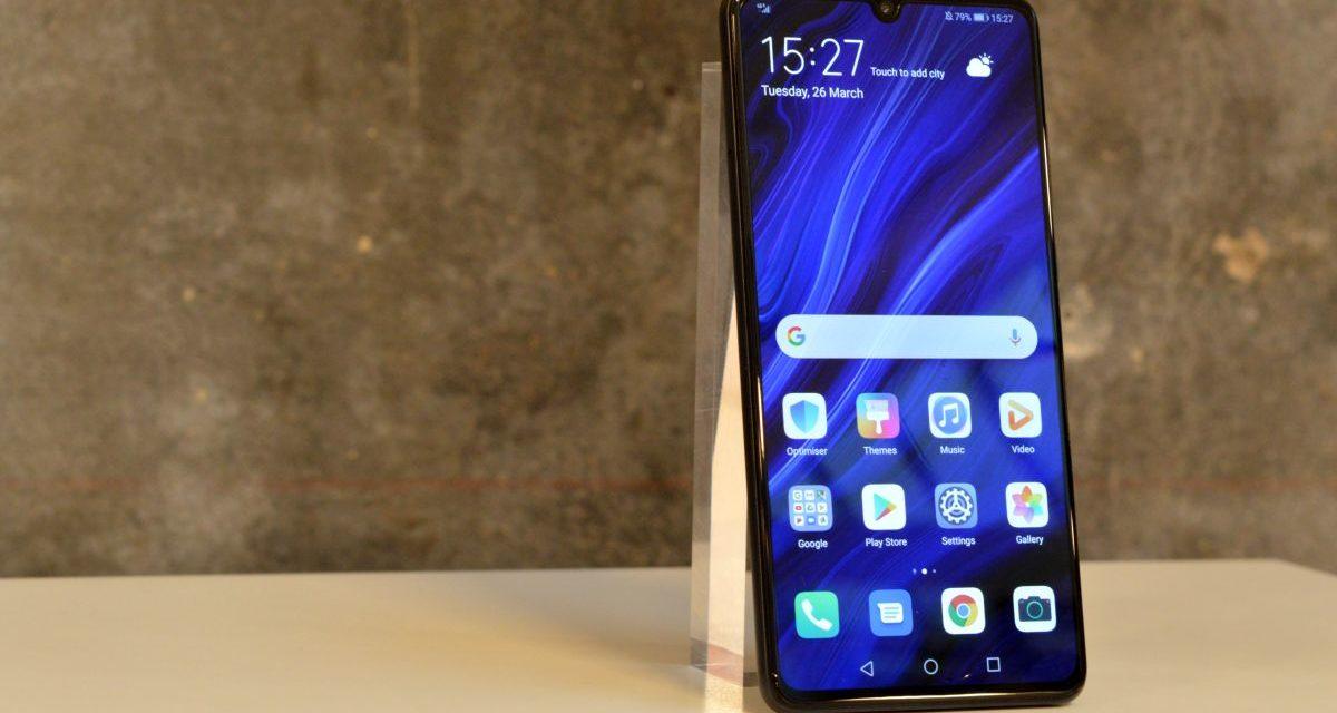 Se filtra un Huawei P30 con 12 GB de memoria RAM