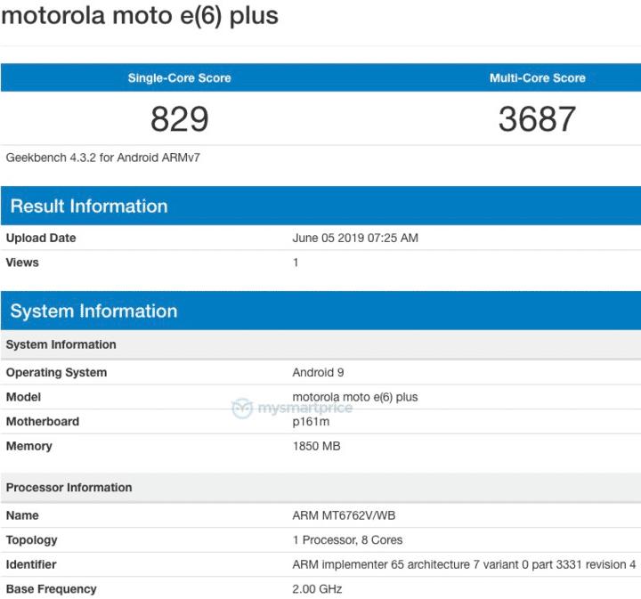 Moto-E6-Plus-Geekbench