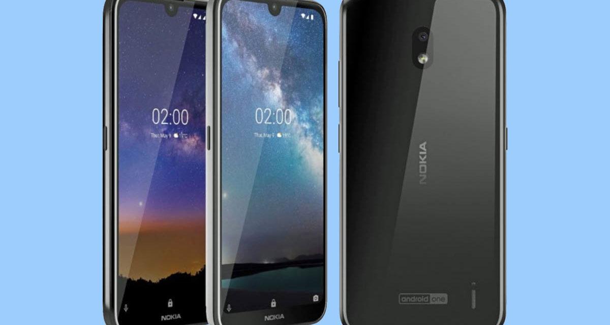 Nokia 2.2, precio y disponibilidad en España de este gama de entrada