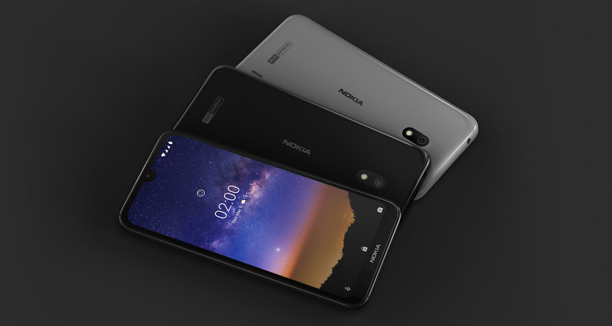 Nokia 2.2, Android Q, batería extraíble y tamaño compacto por solo 90 euros