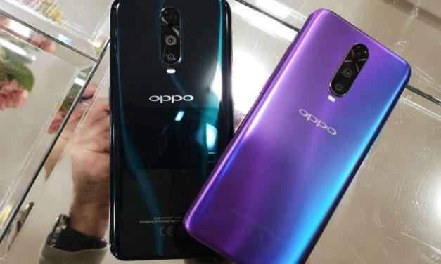 Oppo trabaja en una cámara para selfies bajo la pantalla