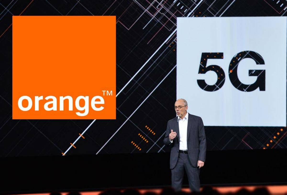 5G con Orange