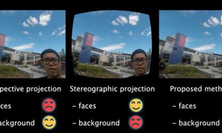 Así corregirá Google las fotografías con lente gran angular