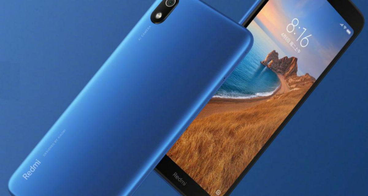 Xiaomi Redmi 7A, precio y disponibilidad en España