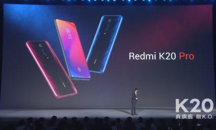 El Redmi K20 Pro llegará como Xiaomi Mi 9T Pro a España muy pronto