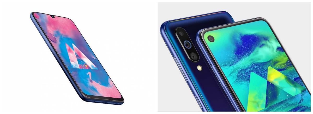 Las 5 diferencias entre el Samsung Galaxy M30 y el Galaxy M40