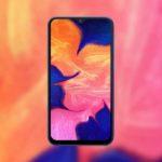 Dónde comprar más barato un Samsung Galaxy A10