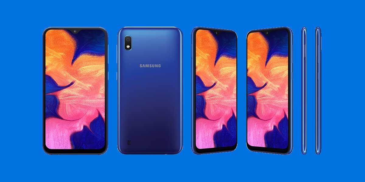 Samsung Galaxy A10 Yoigo