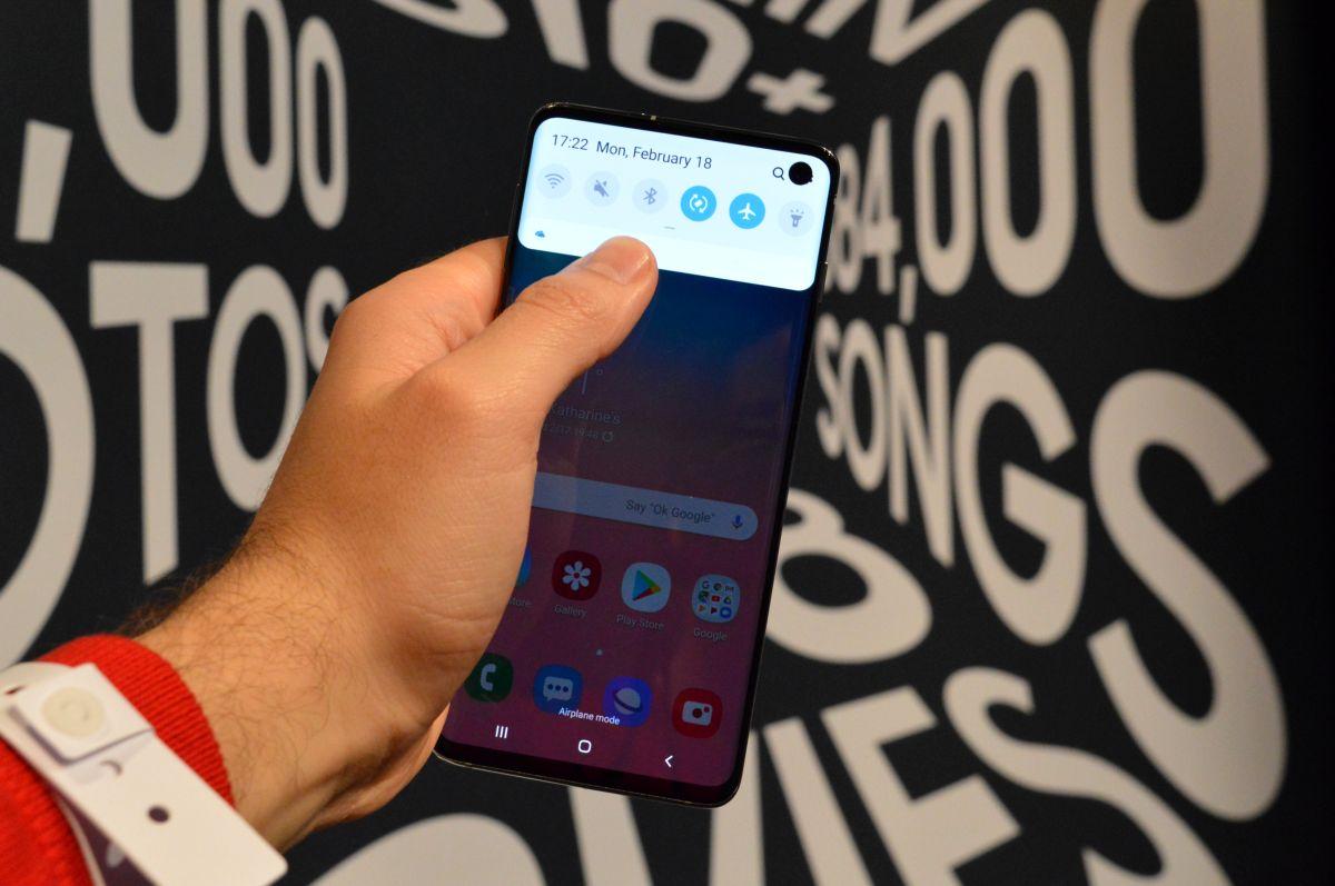 Los Samsung Galaxy S10 reciben la última actualización de seguridad de junio