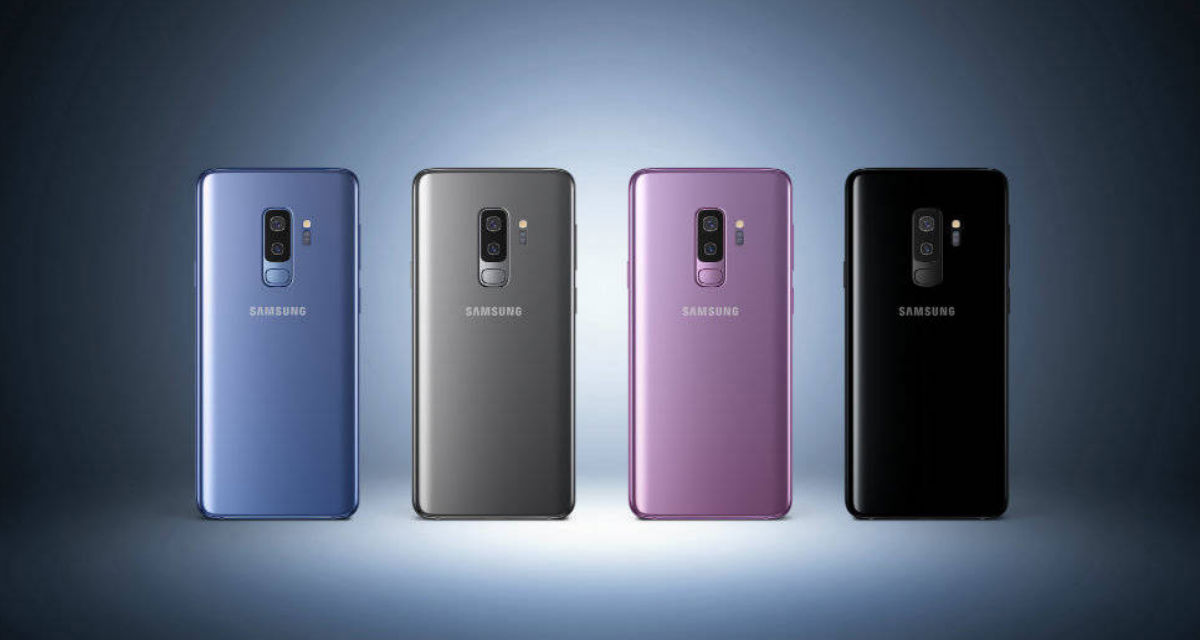 El modo noche llega al Samsung Galaxy S9