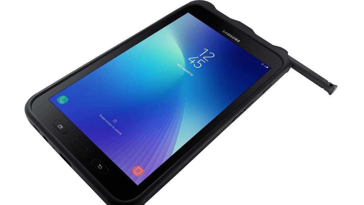 La Samsung Galaxy Tab Active 2 se actualiza a Android 9 Pie