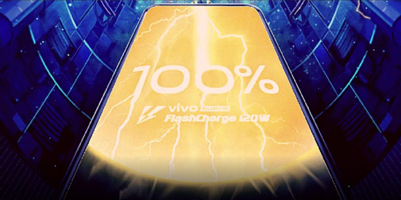 Vivo lanza la carga más rápida del mundo: 50% en solo 13 minutos
